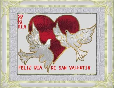 Cariño, tócame el hipocampo que hoy es S. Valentín.